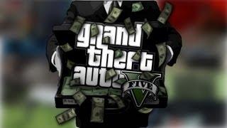Como Conseguir Dinero En GTA V, Como Ser Rico En GTA 5