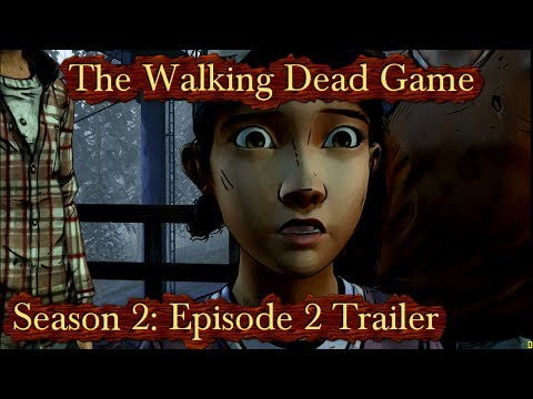 The Walking Dead Game: Season 2 - Episode 2 Official Trailer Break Down