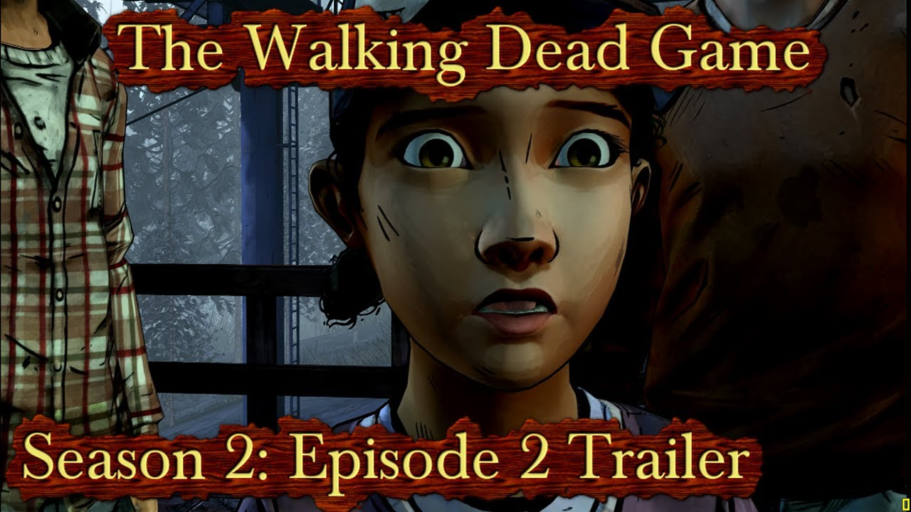 The Married Gamers: The Walking Dead: Episode 2 – Starved ...