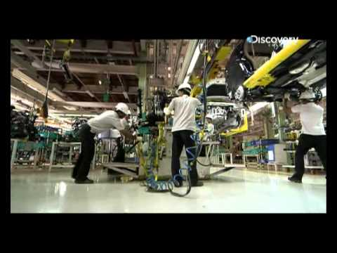 Mahindra XUV500: Making of the XUV500 -- Inside Out on Discovery Channel