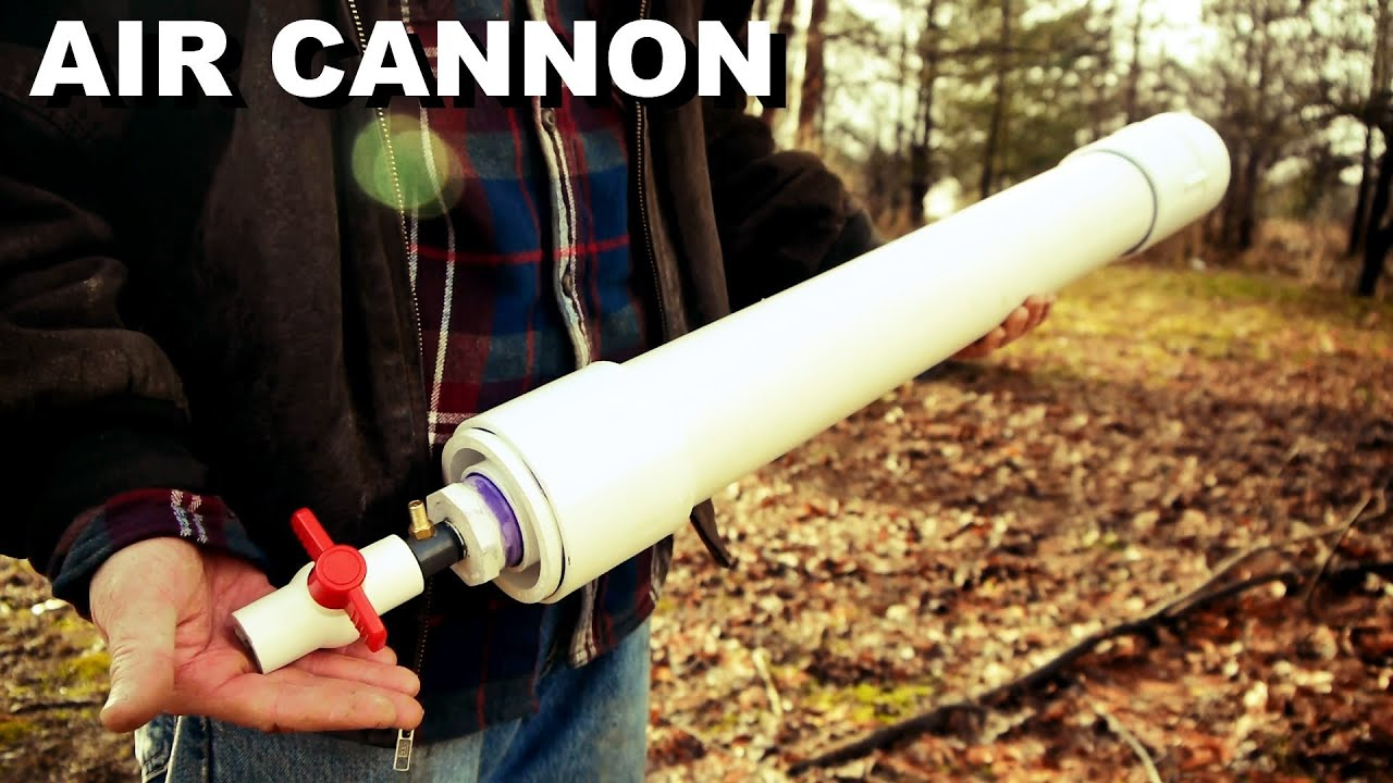 Maxresdefault on Piston Valve Air Cannon