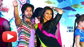 Saree Ke Fall Sa Full Song Shahid Kapoor,Sonakshi Sinha