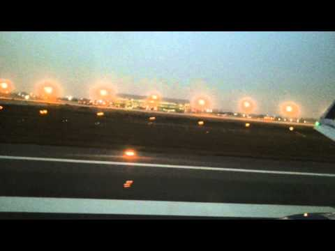 IndiGo Flight Landing at Jaipur International Airport