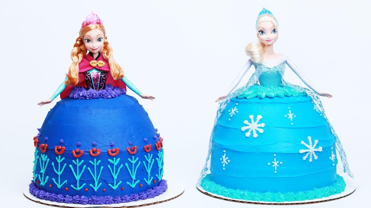 Frozen Birthday Cake Singapore