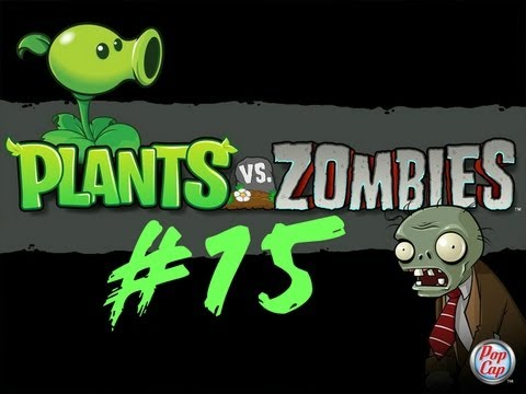 بلانت فس زومبي Plants vs. Zombies #15