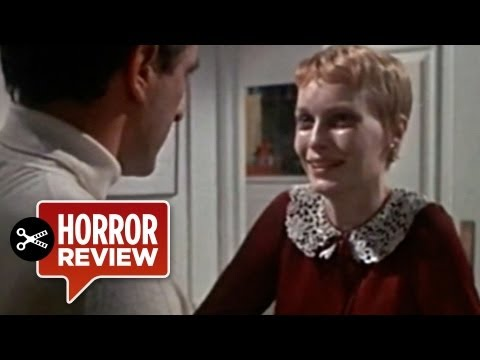 Rosemary's Baby Review (1968) 31 Days Of Halloween Horror Movie HD