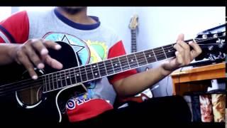 Belajar Petikan Gitar Tinggal Kenangan Gaby (Riadyawan
