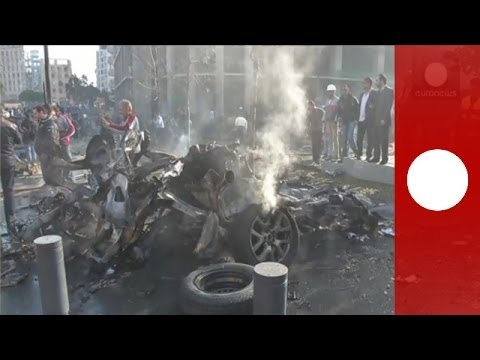 Video of Beirut blast aftermath: Ex-minister Shattah killed in explosion