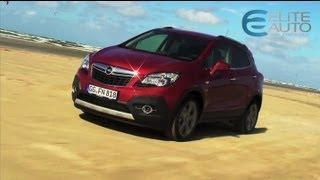 Essai Opel Mokka 1,7L CDTI 130ch 4x2