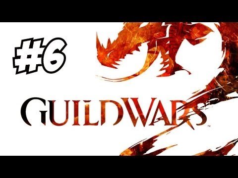 Swifty Guild Wars 2 ep 6 (gameplay/commentary)