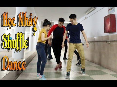 Hướng dẫn nhảy Shuffle Dance cơ bản - Dạy nhảy hiện đại
