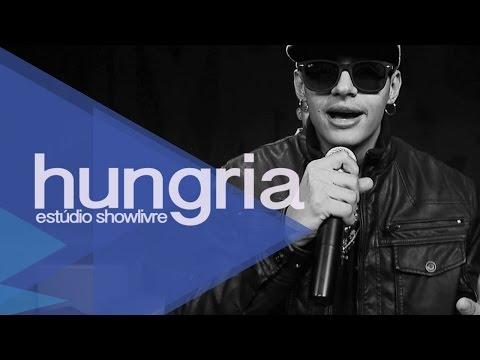 Hungria Hip Hop no Estúdio Showlivre 2014 - Apres. na íntegra