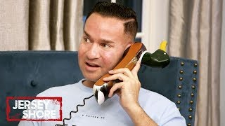 Mike 'The Situation' Cheated 😨 | Jersey Shore: Family Vacation | MTV