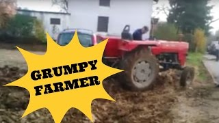 Farmer Asked People To Stop Parking On His Land
