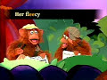 "Between the Lions: Monkey Pop-Up Theater -- ""Bo Peep"""