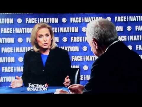 Kirsten Gillibrand On Face The Nation
