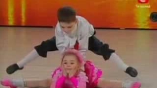 Niños increibles bailarines