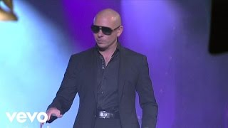 Pitbull - Hey Baby (Drop It To The Floor) (live)