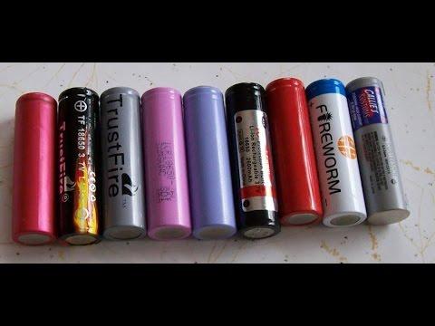 PVA: New Vaping Battery Series Announcement.