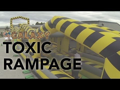 Toxic Rampage - NEW Multi Player Adventure Action Game from Galaxy Mul