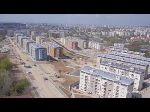 Izgradnja naselja Stepa Stepanović 18.04.2013.