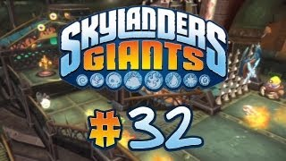 Let's Play Skylanders: Giants #32 - Auf zur Bohrfabrik [blind!] [FULL-HD]