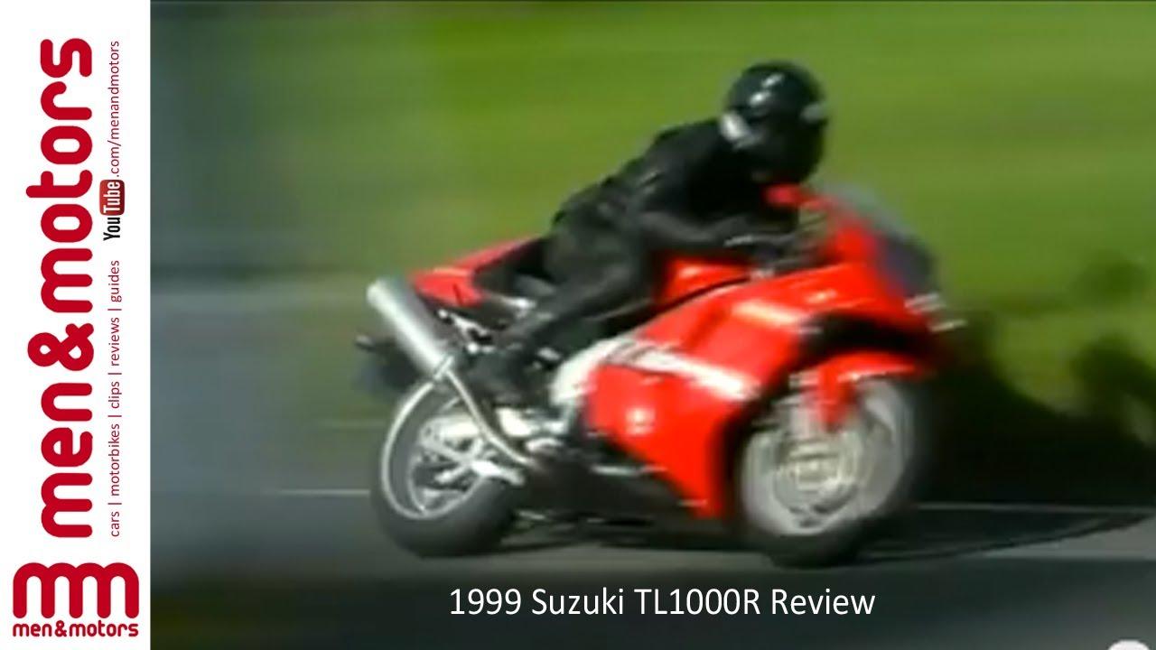 Suzuki Tl1000r Review >> 1999 Suzuki TL1000R Review - YouTube