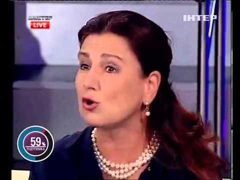 Богословская расплакалась в прямом эфире (видео)