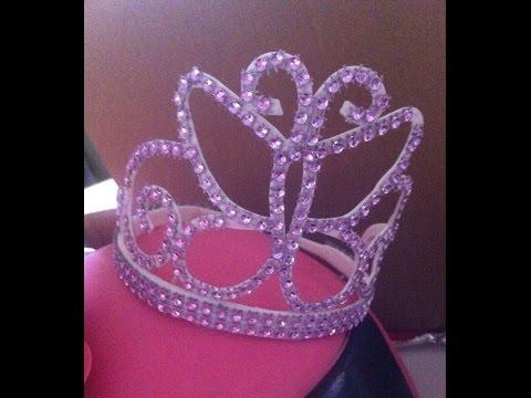Tutorial Krone aus Blütenpaste | Cindy aus Marzahn | Gum Paste Crown