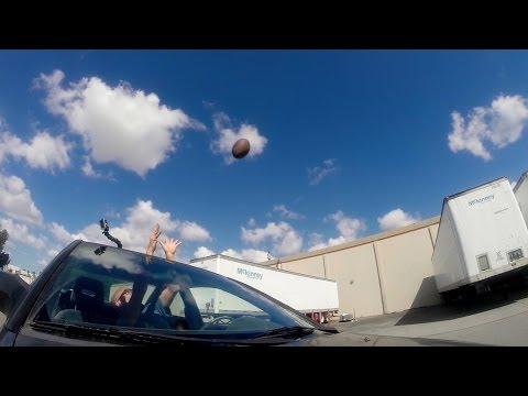 GoPro: Moonroof Trick Shot - Football