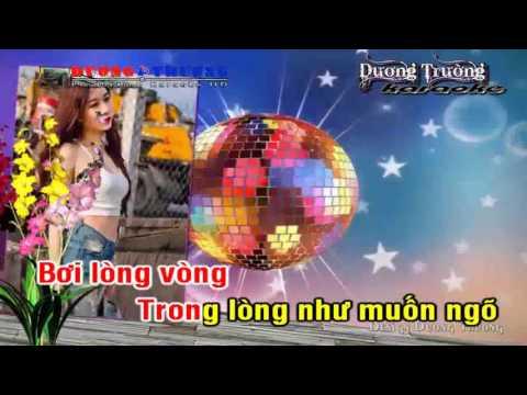 [Karaoke Nhạc Sống] - Cây Trăm Bầu Remix DJ (Beat Dương Thương Kara) Full