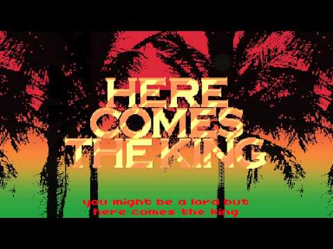 "Snoop Lion ""Here Comes the King"" (Official Lyric Video)"