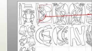 Pepakura Tutorial CREAR CASCOS De Halo Y Ironman
