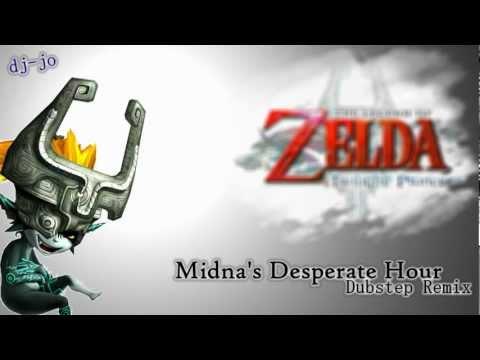 LoZ: Twilight Princess - Midna's Desperate Hour Dubstep Remix - dj-jo