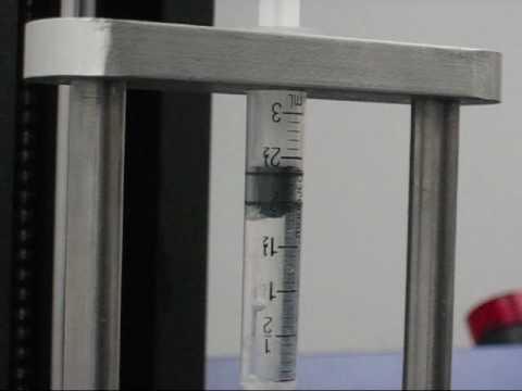Syringe Testing Video