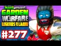 Plants vs. Zombies: Garden Warfare - Gameplay Walkthrough Part 277 - Samsquanch Golf Star! (PC)