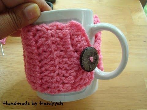 crochet mug pattern on Etsy, a global handmade and vintage