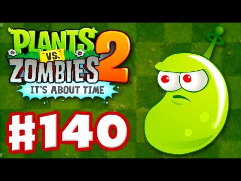 Plants vs. Zombies 2: It's About Time - Gameplay Walkthrough Part 140 - Laser Bean! (iOS)