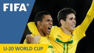 Stunning winner lifts Brazil in final for the ages