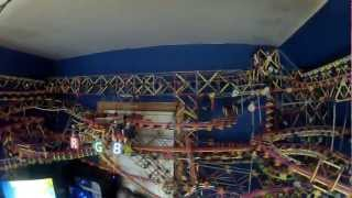 Clockwork: K'nex Ball Machine