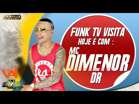 MC Dimenor Dr - Funk Tv Visita (Completo)