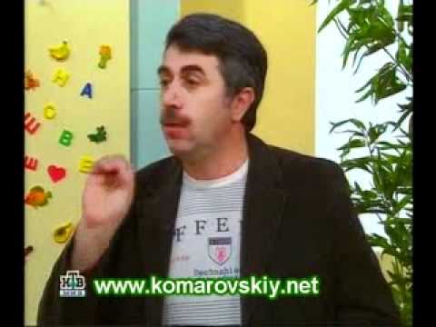 Прогулки на свежем воздухе: школа доктора Комаровского
