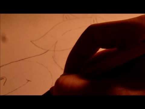Hoe teken je een paarden hoofd?