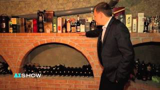 Reportaj AISHOW: Colecția de vinuri