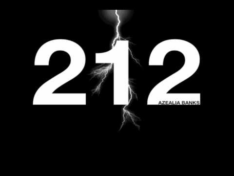 Azealia Banks - 212 (Clean Edit)