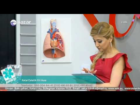kosmetoloq Xetai Estetik klinikasi Nergiz Ismayilova
