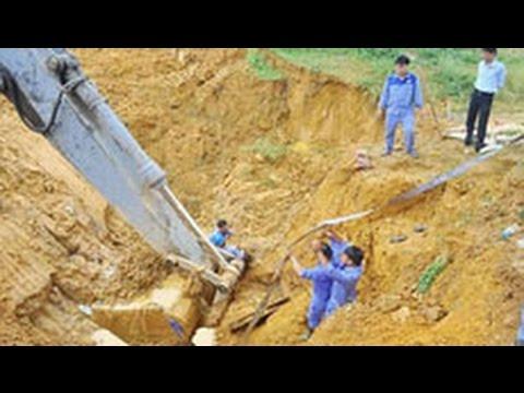Khởi tố vụ vỡ đường ống nước sông Đà ở  Hà Nội