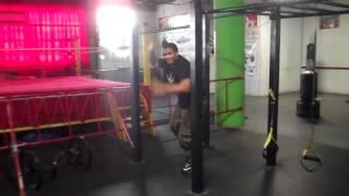 street workout bar jump by 260 dude