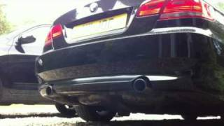 BMW 335i Modified Muffler (Muffler Delete) videos