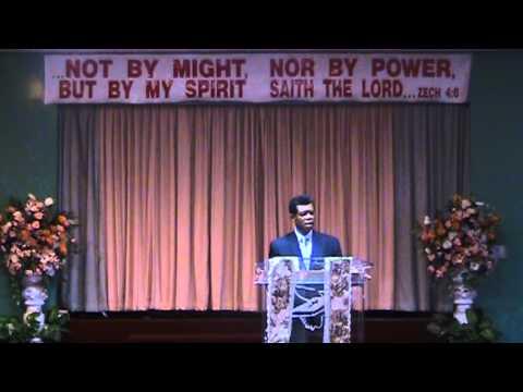 THE GLORIFIED CHRIST